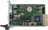 Single Channel cPCI RF Modem - 2.4 kbps
