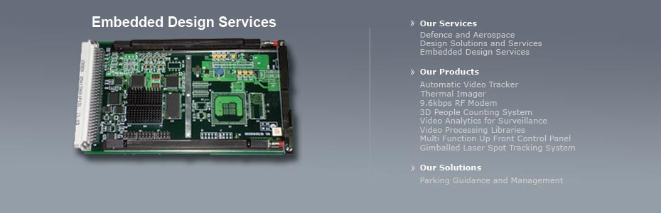 embedded design services