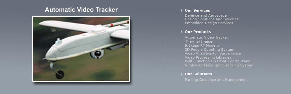 automatic video tracker