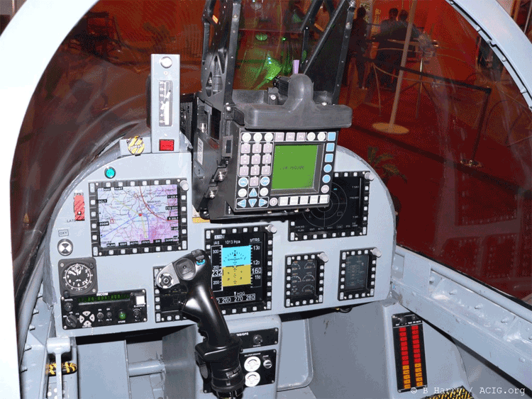 Multi Function Display Cockpit Display Flight
