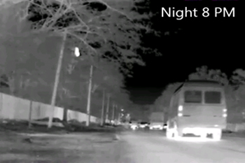 Thermal Imager - Night Driving Assistance
